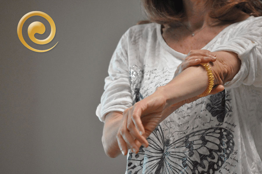 Bracciale Auramat® | Auramat® - Rigenerazione e Auto Massaggio