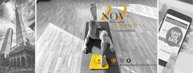 Auramat® Convention 2020 | Auramat® - Rigenerazione e Auto Massaggio