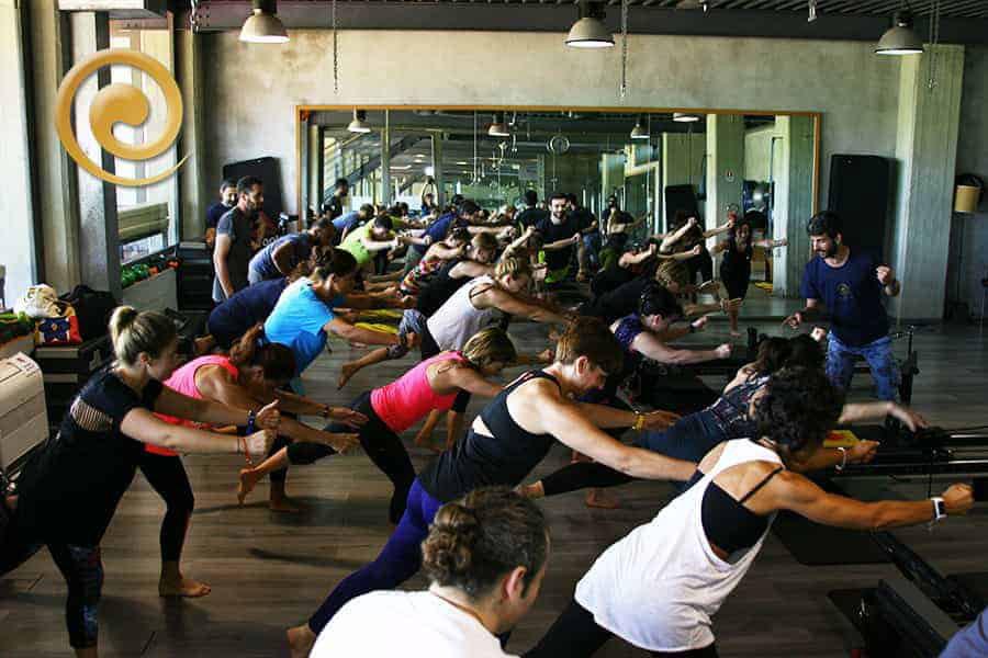 Auramat® Convention Esercizi di Gruppo | Auramat® - Rigenerazione e Auto Massaggio