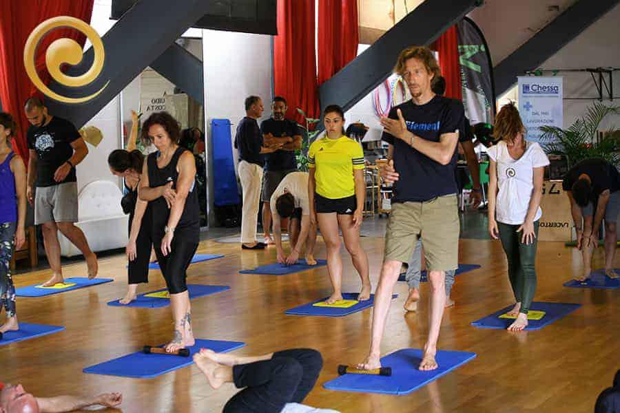 Auramat® Convention 2020 Esercizi | Auramat® - Rigenerazione e Auto Massaggio