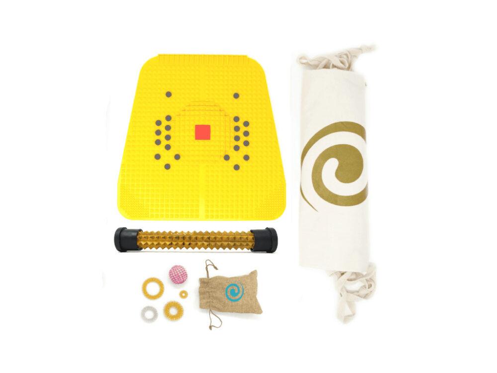 Kit Combo Primi Passi Auramat® | Auramat® - Rigenerazione e Auto Massaggio