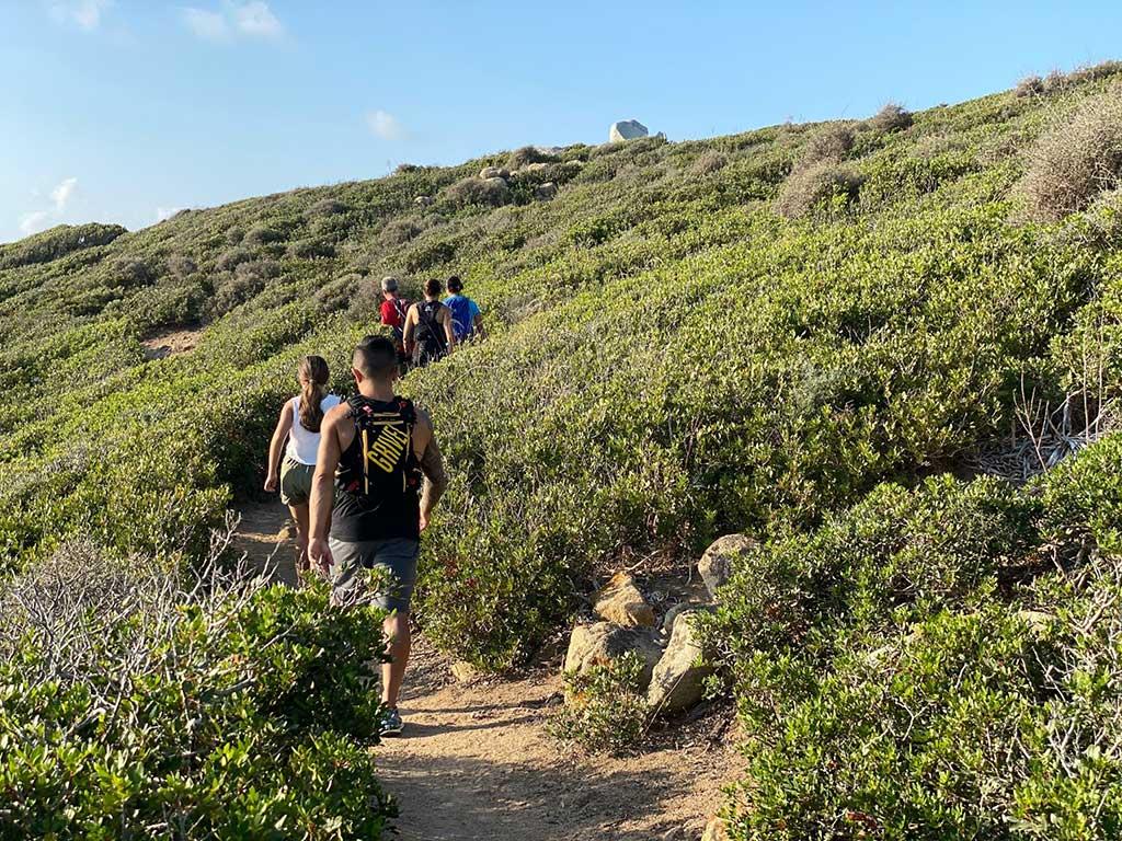 Road2 Sardinia Trekking a Capo Pecora Iglesiente | Auramat® - Rigenerazione e Auto Massaggio